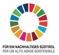 La rete della sostenibilità dell'Alto Adige
